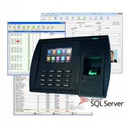 i5 Bio MF Terminale lettore di impronta digitale + Software Presenze  + badge + assistenza  Offertissima