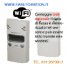Contapersone Elettronico Standalone KIT CWR Bidirezionale wireless