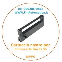 Cartuccia di ricambio originale per timbracartellino CALCOLO 35ex – CALCOLO 50ex