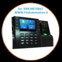 """i-560BioMF dispositivo di rilevazione delle presenze con display TFT a colori da 3,5"""". (kit completo)"""