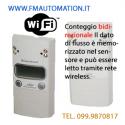 Contapersone Elettronico SMARTCHECK Standalone KIT CWR Bidirezionale wireless
