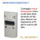 Contapersone Elettronico Standalone KIT CSB Monodirezionale