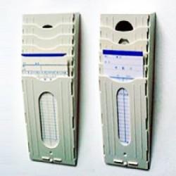 CASELLARI MODULARI IN PLASTICA 5 posti 86mm